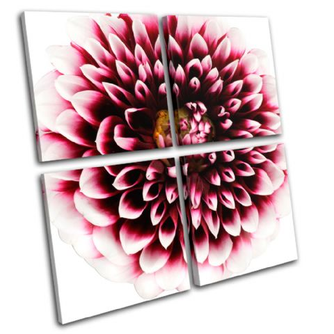 Abstract Flower Floral - 13-1329(00B)-MP01-LO